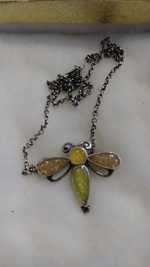 A nice little Firefly in silver and signed by its artist for Sale in Glendale, AZ