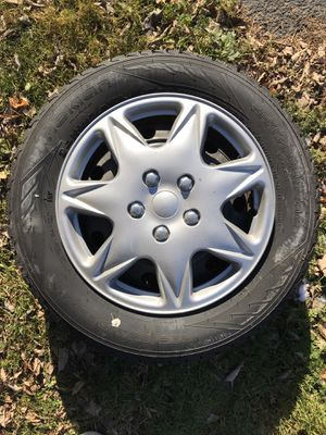 Winter tires on steel rims 205/65/R16 NOKIAN hakkapeliittar2 for Sale in Charlton, NY