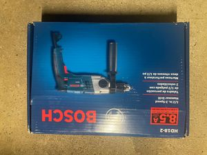 Bosch hammer drill for Sale in Mount Prospect, IL