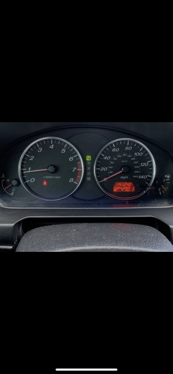 07 Mazda 7