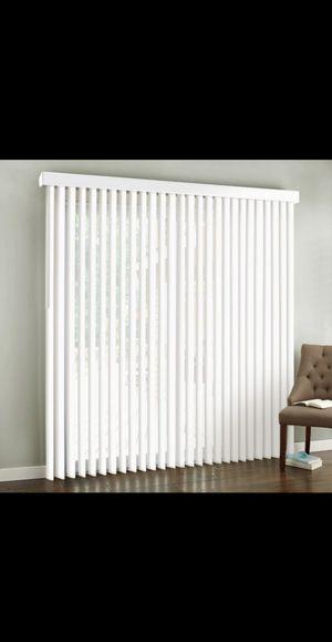 Brand new blinds for sliding door for Sale in Auburn, WA