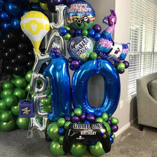 Balloon bouquets available for any occasion!