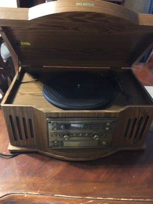 Record/ radio/ cd / system stereo for Sale in Phoenix, AZ