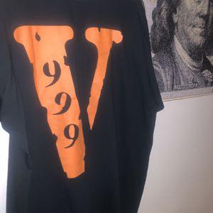 Vlone 999 (black/Orange) & Legends Never Die Tee (black) for Sale in Atlanta, GA