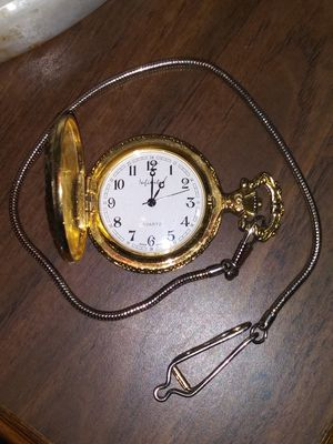 Infinity Quartz pocket watch for Sale in Pleasant Hill, IA