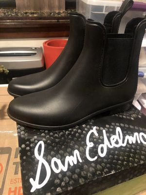 Tinsley black matte rain boot for Sale in Long Beach, CA