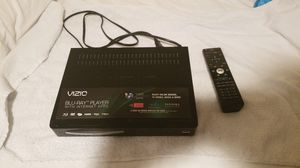 Vizio blu ray player for Sale in UNIVERSITY PA, MD