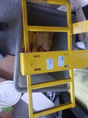 Heavy equipment safety ladder for Sale in Salt Lake City, UT
