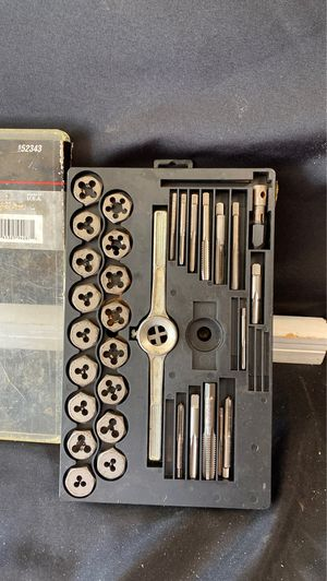 Tap and die set for Sale in Collegeville, PA