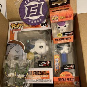 Funko Pop DBZ 5pcs Set for Sale in Long Beach, CA