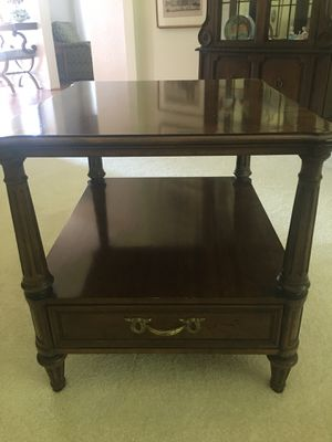Three Henredon End Tables for Sale in Grosse Pointe Shores, MI