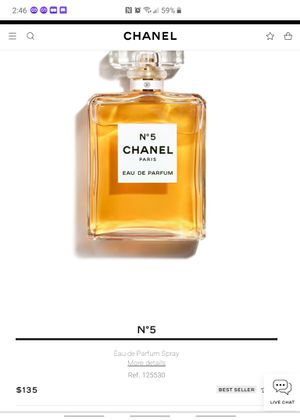 Brand New Chanel No5 eau de parfum 100ml for Sale in Brentwood, CA