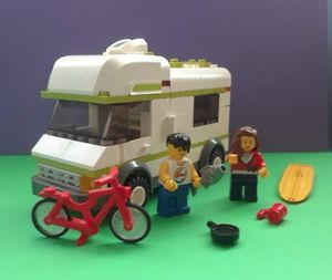 Lego 7639 City - CAMPER -NICE! for Sale in Rocklin, CA