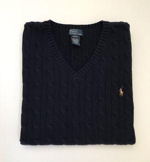 Blue Polo by Ralph Lauren sweater vest XL 18-20 for Sale in Cave Creek, AZ