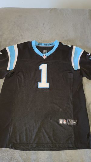 #1 Cam Newton Panthers Nike Jersey for Sale in Tacoma, WA
