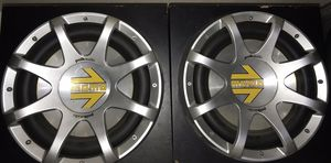 "Polk audio momo 12"" subs 2000 watts rare for Sale in Las Vegas, NV"