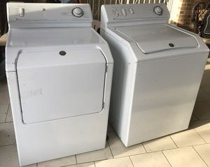 Maytag washer and dryer set for Sale in Hyattsville, MD