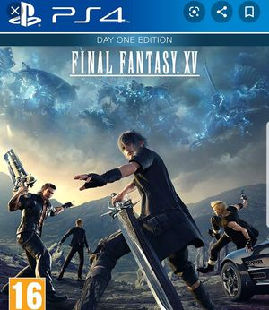 Final Fantasy XV Ps4 for Sale in Miami, FL