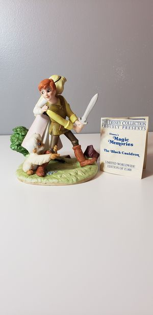 Disney's magic memories the Black cauldron for Sale in Brookfield, IL