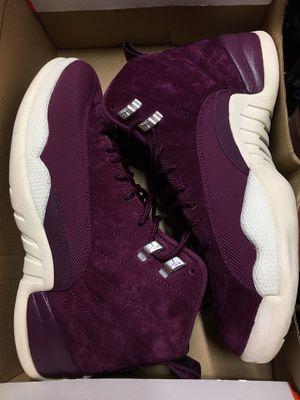 Jordan Bordeaux 12s for Sale in Hialeah, FL