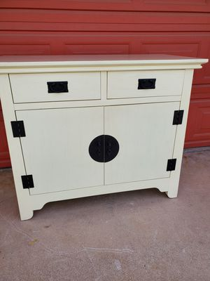 TV Stand Asian Styling $60 firm price for Sale in Tempe, AZ