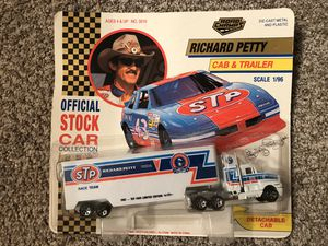 Richard Petty Cab & Trailer STP Truck 1/96 scale by Road Champs for Sale in Seattle, WA