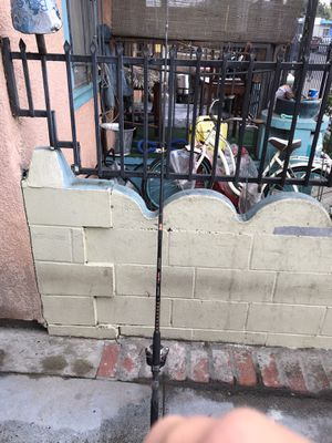 Ugly stik fishing pole and reel for Sale in Los Angeles, CA