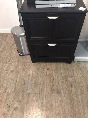2 Drawer File Cabinet for Sale in Rockville, MD