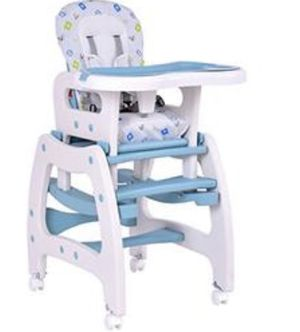 3 and 1 Infant High Chair/Child Booster Seat/Desk for Sale in Stafford, VA