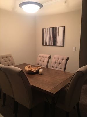 Dinning Room Table Set for Sale for Sale in Mt. Juliet, TN