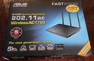 Asus AC1750 Dualband Gigabit Wireless WiFi Router for Sale in Auburn, WA