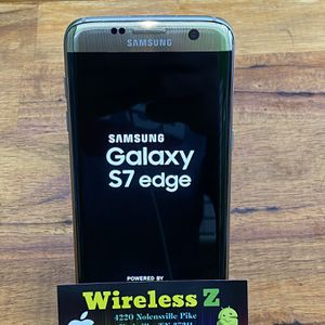 Samsung Galaxy s7 Edge factory unlocked Tmobile,cricket,metro pcs,att,verzion, for Sale in Nashville, TN
