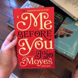 Me Before You - Book By Jojo Moyes for Sale in Houston,  TX