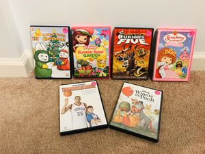 Kids movies for Sale in Clayton, DE