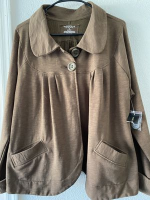Women's plus size 24 jacket from Lane Bryant with tags for Sale in Glendale, AZ