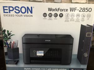 Printer Epson WF-2850 for Sale in Hallandale Beach, FL