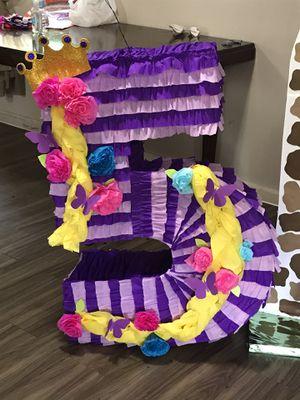 Rapunzel piñata for Sale in Houston, TX