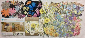 $25 Decoupage Stickers Die Cuts Scrapbooking Art Supplies for Sale in Des Moines, WA