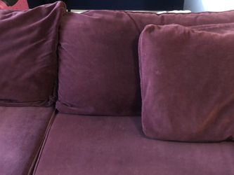 Purple Velvet Couch! for Sale in Chula Vista,  CA