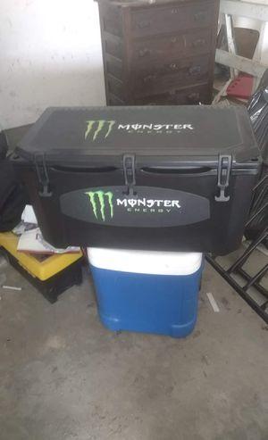 Monster cooler 75 quart for Sale in Ravenna, OH