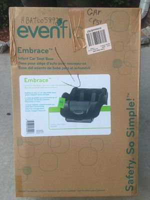 evenflo Embrace Car Seat Base for Sale in Columbia, SC