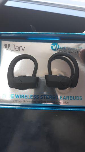 Jarv TRUE wireless earbuds for Sale in San Antonio, TX