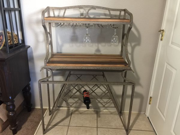 Wine rack /bakers rack or whatever you want it for