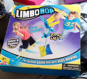 Limbo Hop Kids Game toy for Sale in Homestead, FL