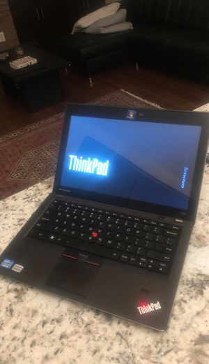 Lenovo Thinkpad E220S i5 Windows 7 with Office for Sale in Laurel, MD