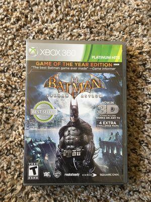 Batman Arkham Asylum for Sale in Nashville, TN