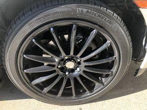 "Rims and tires 18"" for Sale in San Juan Capistrano, CA"