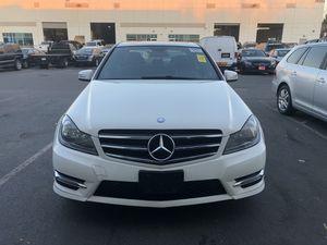 2014 Mercedes-Benz C-Class for Sale in Alexandria, VA