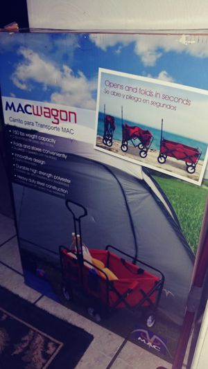 Brand New Red Macwagon for Sale in NO HUNTINGDON, PA