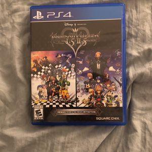 Kingdom Hearts HD Remix for Sale in Santa Clarita, CA